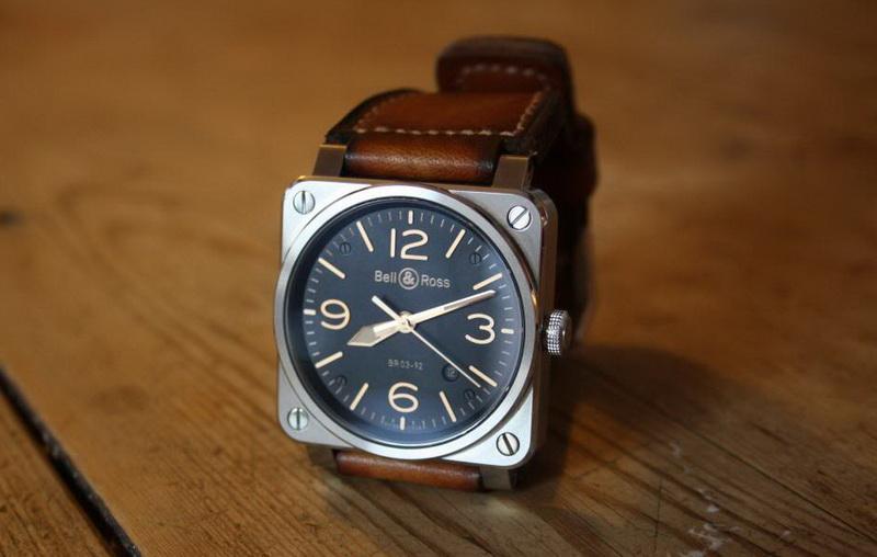 Часы Bell & Ross BR01
