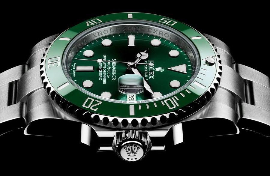 Современные часы Эволюция Rolex Submariner