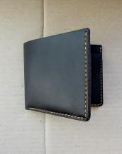 Купить кошелёк ручной работы из кожи