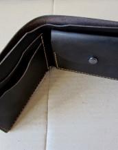 Заказать кошелёк ручной работы из кожи