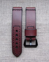 Часовой ремешок ручной работы Difues Leather