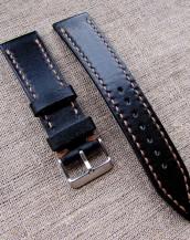Часовой ремешок в винтажном стиле