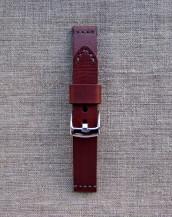 Кожаный ремешок для часов под заказ
