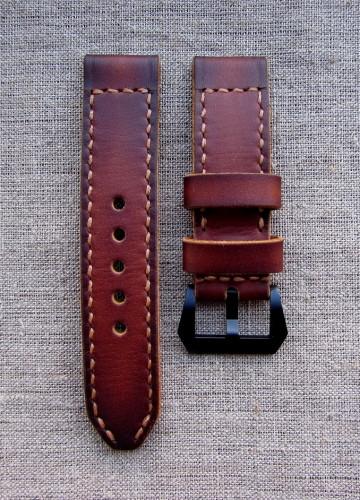 Часовой ремешок Difues Leather Vintage