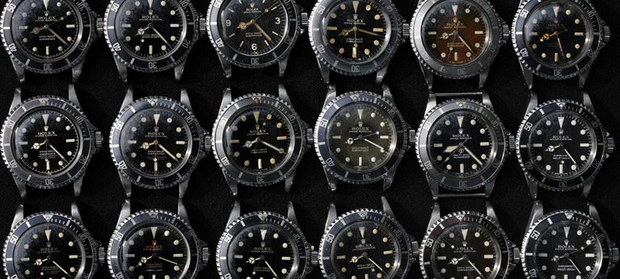Часы Rolex Submariner история