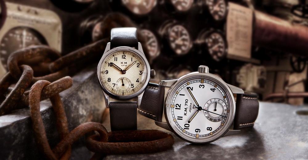 Наручные часы Alpina Alpiner Heritage Manufacture KM-710