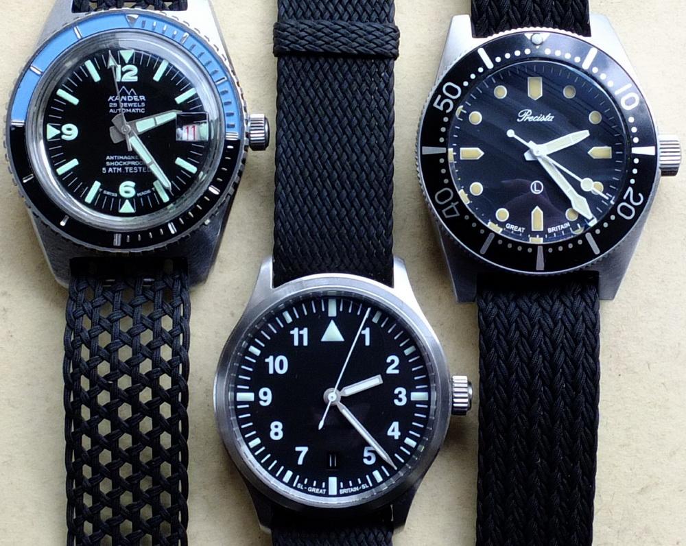 Ремешки для часов Perlon Strap