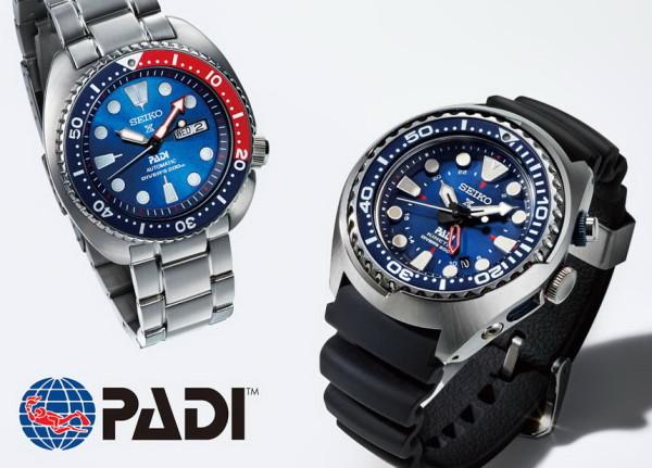 Дайверские часы Seiko Prospex PADI Special Edition Divers