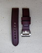 Ремешок для часов из кожи Horween Chromexel