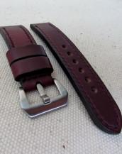 Купить ремешок для часов из кожи Horween Chromexel