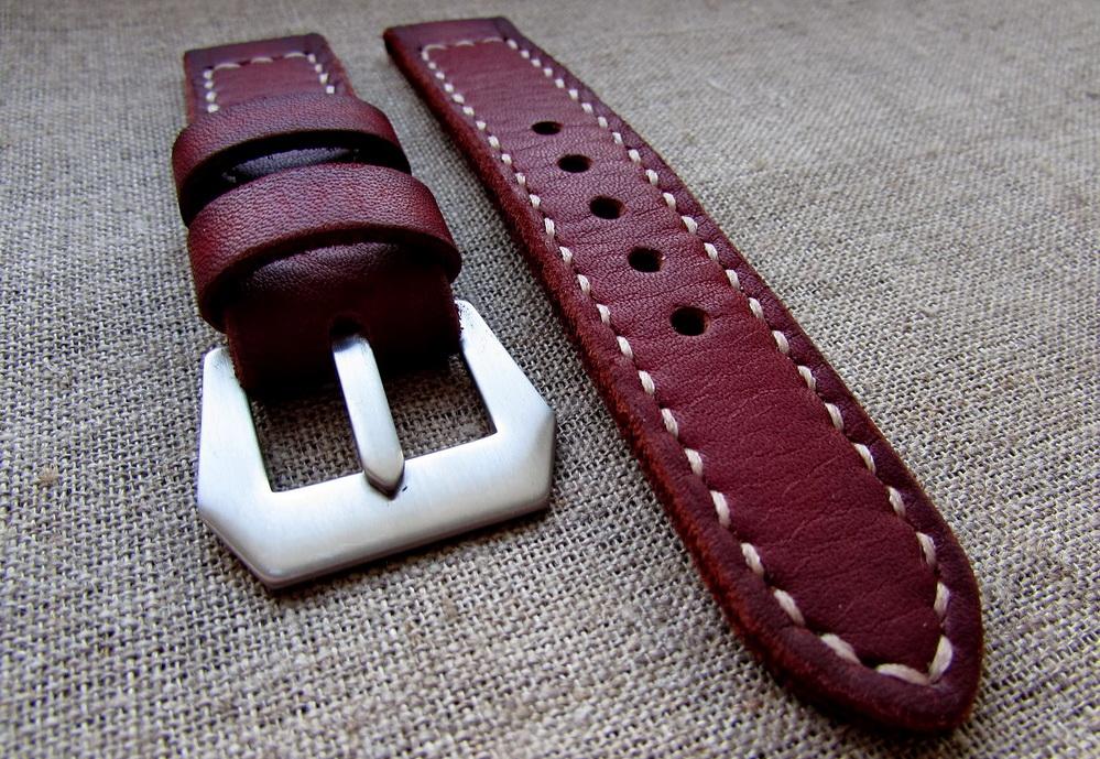 Кожаные ремешки для часов