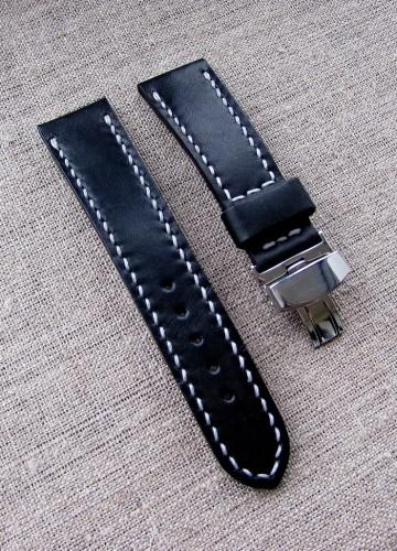 Купить классический кожаный ремешок для часов