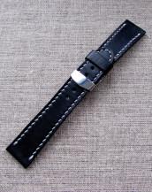 Купить классический кожаный часовой ремешок