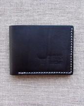 Купить бумажник из натуральной кожи