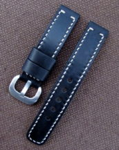 Купить ремешок для часов чёрного цвета
