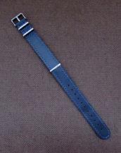 Ремешок для часов NATO из натуральной кожи