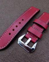Купить красный ремешок для часов