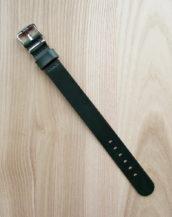 ремешок для часов из кожи Shell Cordovan