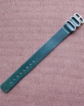 Купить кожаный часовой ремешок ZULU из Шелл Кордован