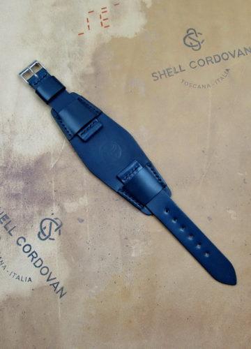 Часовой ремешок BUND из Shell Cordovan