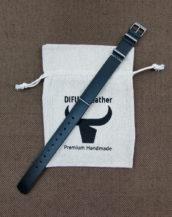 Ремешок для часов NATO из кожи Wickett & Craig