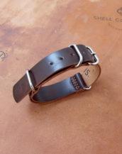 ZULU ремешок для часов коричневый