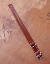 Ремешок для часов ZULU из кожи Кордован