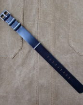 Ремешок для часов НАТО кожаный