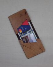 Купить кошелёк из Шелл Кордован