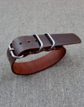 Серый ремешок ЗУЛУ из Кордован