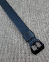 Ремешок для чёрных часов из Шелл Кордован