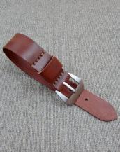 Ремешок для часов из кожи Cordovan