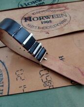 Часовой ремешок из Shell Cordovan 22 мм