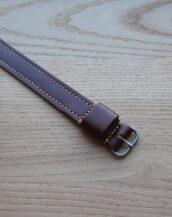 Часовой ремешок из Shell Cordovan 20 мм